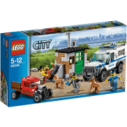 LEGO® City 60048 - Gauner-Versteck