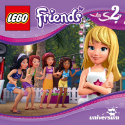 Sony Music - LEGO® Friends CD2 - Die Überraschungsparty