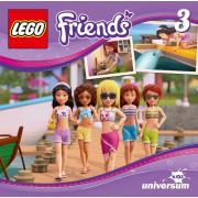 Sony Music - Lego Friends CD3 - Ein abenteuerlicher Ausflug