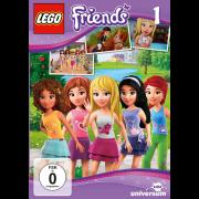 Sony Music - Lego Friends DVD1 - Tierisch gute Freunde