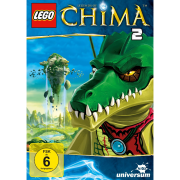 Sony Music - LEGO® Legends of Chima™ DVD2 - Das Heiligtum der Wölfe