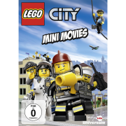 Sony Music - LEGO® City DVD 1 - Mini Movies