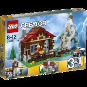 LEGO® Creator 31025 - Berghütte