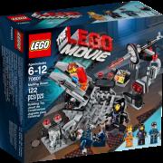 LEGO® Movie 70801 - Schmelz-Raum