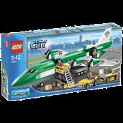LEGO® City 7734 - Frachtflugzeug