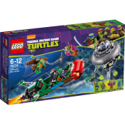 LEGO® Teenage Mutant Ninja Turtles 79120 - T-Rawket: Attacke aus der Luft