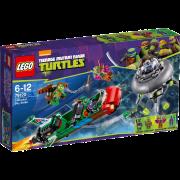 LEGO® Teenage Mutant Ninja Turtles 79120 - T-Rawket: Attacke aus der Luft