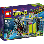 LEGO® Teenage Mutant Ninja Turtles 79119 - Die Entdeckung der Mutationskammer
