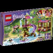 LEGO® Friends 41038 - Große Dschungelrettungsbasis