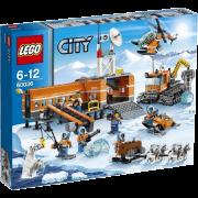 LEGO® City 60036 - Arktis-Basislager