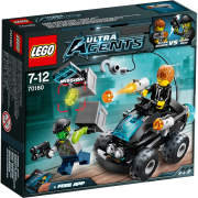 LEGO® Ultra Agents 70160 - Agenten Buggy
