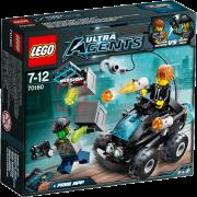Lego Ultra Agents 70160 - Agenten Buggy