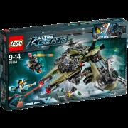 LEGO® Ultra Agents 70164 - Hurrikan-Überfall