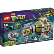 LEGO® Teenage Mutant Ninja Turtles 79121 - Verfolgungsjagd im Turtle-U-Boot