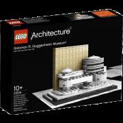 LEGO® Architecture 21004 - Solomon R. Guggenheim Museum