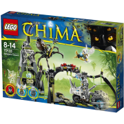 LEGO® Legends of Chima™ 70133 - Spynlins Höhle
