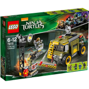 LEGO® Teenage Mutant Ninja Turtles 79115 - Turtle Van