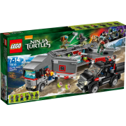 LEGO® Teenage Mutant Ninja Turtles 79116 - Flucht mit dem Sattelzug
