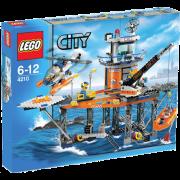 LEGO® City 4210 - Rettungsplattform der Küstenwache