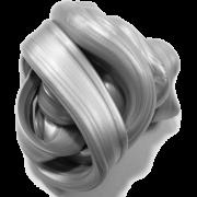 Intelligente Knete.de 16011 - Glänzendes Silber
