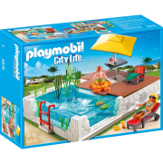 Playmobil 5575 - Einbau-Swimmingpool