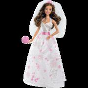 Mattel Barbie X1171 - Braut Teresa