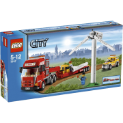 LEGO® City 7747 - Windturbinen-Transporter