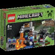 LEGO® Minecraft 21113 - Die Höhle