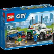 LEGO® City 60081 - Pickup-Abschleppwagen mit Auto