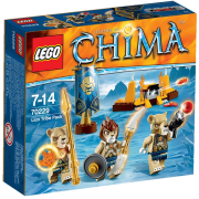 Lego Legends of Chima 70229 - Löwenstamm-Set