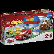 LEGO® DUPLO® 10600 - Disney Pixar Cars™ - Das Rennen