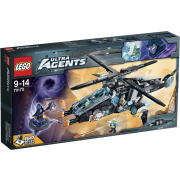 Lego Ultra Agents 70170 - UltraCopter vs. AntiMatter