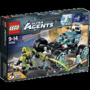 LEGO® Ultra Agents 70169 - Geheimagenten im Geheimeinsatz