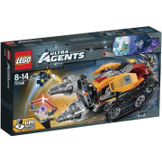 LEGO® Ultra Agents 70168 - Drillex Diamanten Diebstahl