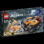 Lego Ultra Agents 70168 - Drillex Diamanten Diebstahl