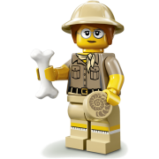 LEGO® Minifigures Serie 13 71008-06 - Paläontologin
