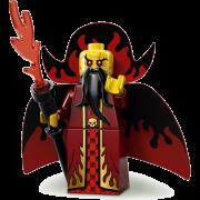 LEGO® Minifigures Serie 13 71008-10 - Böser Hexenmeister