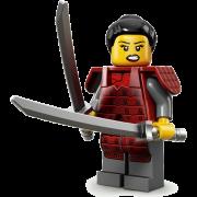 LEGO® Minifigures Serie 13 71008-12 - Samurai
