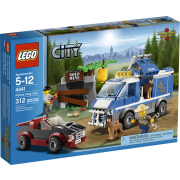 LEGO® City 4441 - Polizeihundetransporter
