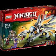LEGO® NINJAGO® 70748 - Titandrache