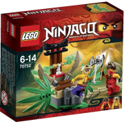 LEGO® NINJAGO® 70752 - Dschungelfalle