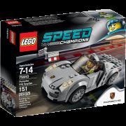 LEGO® Speed Champions 75910 - Porsche 918 Spyder