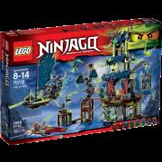 LEGO® NINJAGO® 70732 - Die Stadt Stiix