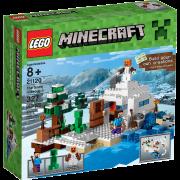 LEGO® Minecraft 21120 - Das Versteck im Schnee