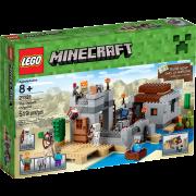 LEGO® Minecraft 21121 - Der Wüstenaußenposten