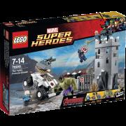 LEGO® Super Heroes 76041 - Einbruch in die Hydra-Festung