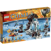 Lego Legends of Chima 70226 - Die Eisfestung der Mammuts
