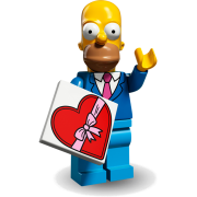 LEGO® Minifigures Simpsons Serie 2 71009-01 - Homer im Sonntagsanzug