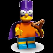 LEGO® Minifigures Simpsons Serie 2 71009-05 - Bart als Bartman