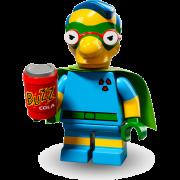 LEGO® Minifigures Simpsons Serie 2 71009-06 - Milhouse als Fallout Boy